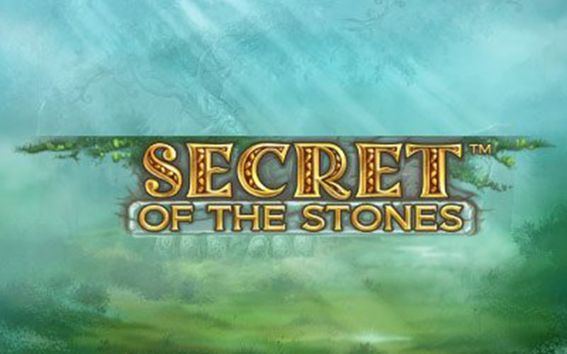 Game slot Secret of the Stones