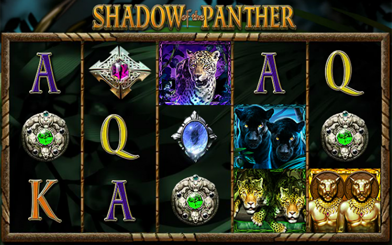 Giới thiệu game slot Shadow of the Panther