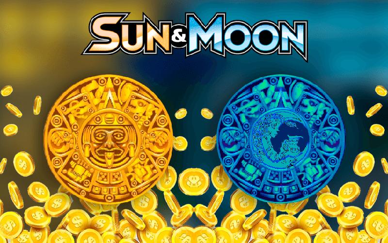 Khám phá bí mật của mặt trăng và mặt trời trong slot Sun & Moon